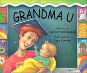 GRANDMA U by Jeanie Franz Ransom