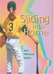 SLIDING INTO HOME by Dori Hillestad Butler