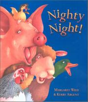 Cover art for NIGHTY NIGHT!