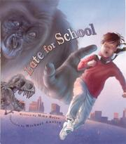 Cover art for LATE FOR SCHOOL