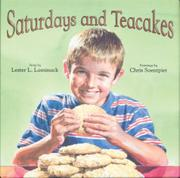 Cover art for SATURDAYS AND TEACAKES