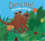 CARRY ME! by Susan Stockdale