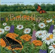 Cover art for A PLACE FOR BUTTERFLIES
