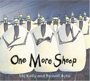 Cover art for ONE MORE SHEEP