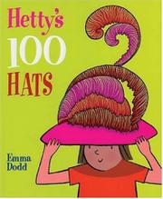 Cover art for HETTY'S 100 HATS