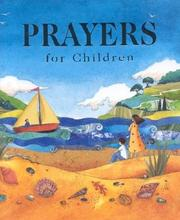 PRAYERS FOR CHILDREN by Rebecca Winter