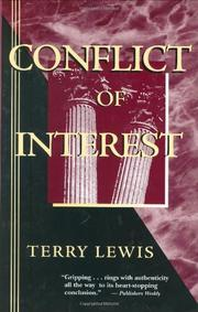 CONFLICT OF INTEREST by Terry Lewis