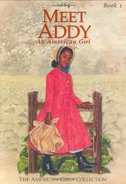 MEET ADDY by Connie Porter