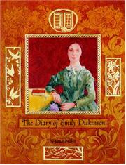 THE DIARY OF EMILY DICKINSON by Jamie Fuller