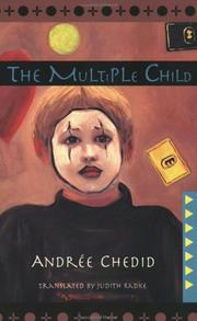 THE MULTIPLE CHILD by Andrée Chedid