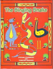 Book Cover for THE SINGING SNAKE