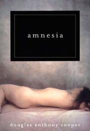 AMNESIA by Douglas Cooper