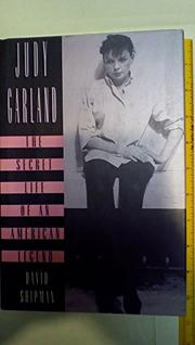 JUDY GARLAND by David Shipman