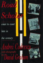 Cover art for ROAD SCHOLAR