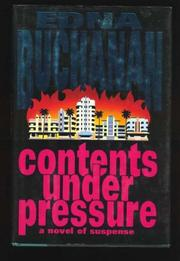 Cover art for CONTENTS UNDER PRESSURE