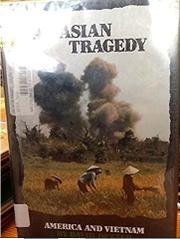 AN ASIAN TRAGEDY by David Detzer