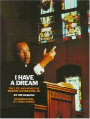 I HAVE A DREAM by Jim Haskins