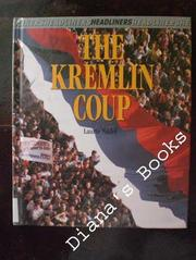 THE KREMLIN COUP by Laurie Nadel