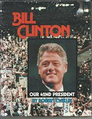 BILL CLINTON by Robert Cwiklik