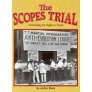 THE SCOPES TRIAL by Arthur Blake