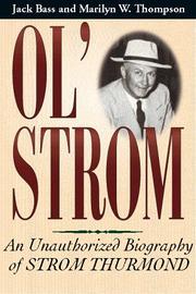 OL' STROM by Jack Bass