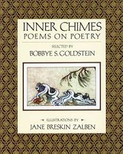 INNER CHIMES by Bobbye S. Goldstein