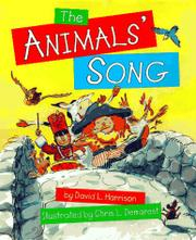 THE ANIMALS' SONG by David L. Harrison