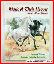 MUSIC OF THEIR HOOVES by Nancy Springer