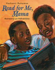 Book Cover for READ FOR ME, MAMA