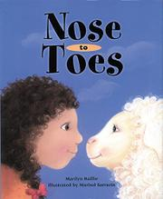 Book Cover for NOSE TO TOES