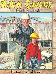 BARN SAVERS by Linda Oatman High