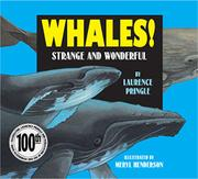 Cover art for WHALES! STRANGE AND WONDERFUL