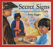 SECRET SIGNS by Anita Riggio