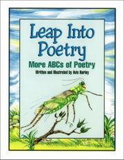 Book Cover for LEAP INTO POETRY