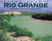 RIO GRANDE by Peter Lourie