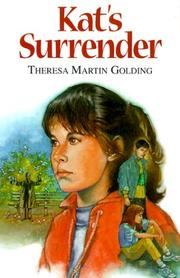 KAT'S SURRENDER by Theresa Martin Golding