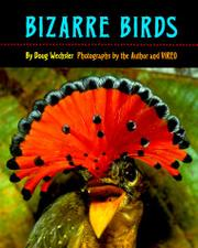 BIZARRE BIRDS by Doug Wechsler