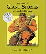 THE BOOK OF GIANT STORIES by David L. Harrison
