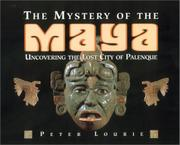 Cover art for THE MYSTERY OF THE MAYA