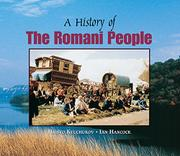 Cover art for A HISTORY OF THE ROMANI PEOPLE