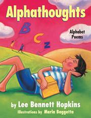 ALPHATHOUGHTS by Lee Bennett Hopkins