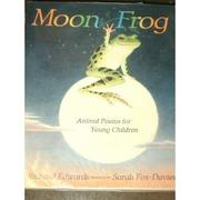 Cover art for MOON FROG