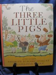 THE THREE LITTLE PIGS by Charlotte Voake