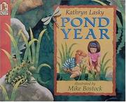 Cover art for POND YEAR
