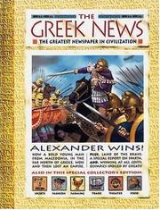 THE GREEK NEWS by Anton Powell