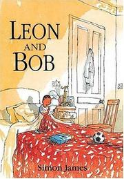 Cover art for LEON AND BOB
