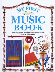 MY FIRST MUSIC BOOK by Helen Drew