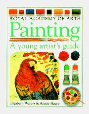 ROYAL ACADEMY OF ARTS PAINTING by Elizabeth Waters