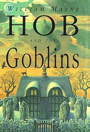 Cover art for HOB AND THE GOBLINS