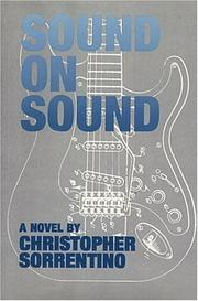 SOUND ON SOUND by Christopher Sorrentino